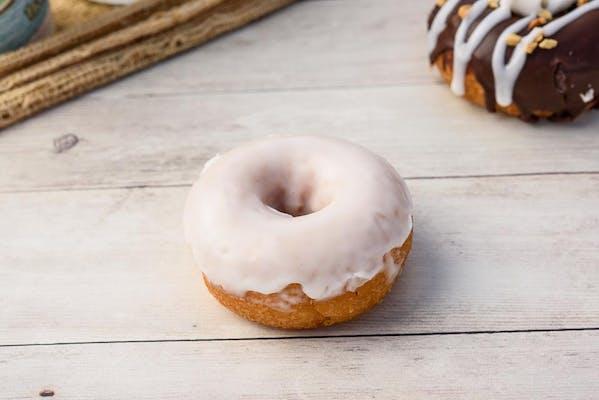 Vanilla Iced Donut