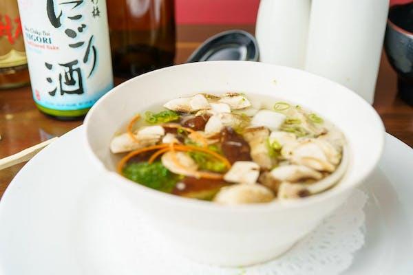 SP3. Mushroom Soup