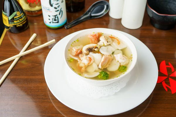 SP4. Seafood Soup