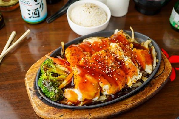 TK1. Chicken Teriyaki