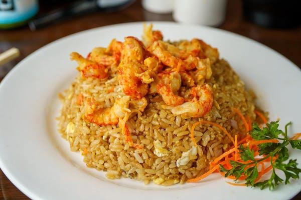 RS3. Crawfish Fried Rice