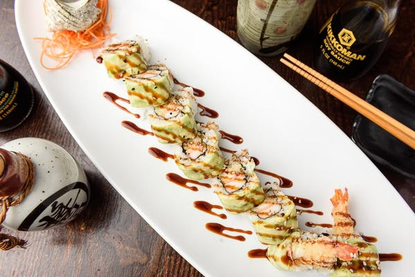 C2. Chef's Special Dragon Roll