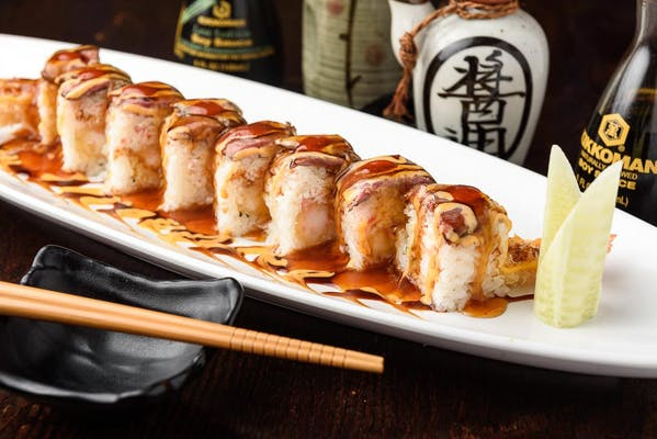 C25. Chef's Special Grand Caillou Roll