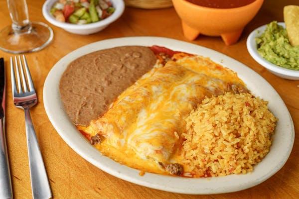 Enchilada Special