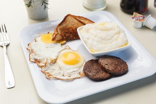 Breakfast Plate #1