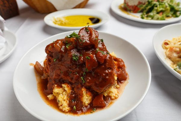 Veal Osso Bucco Milanese