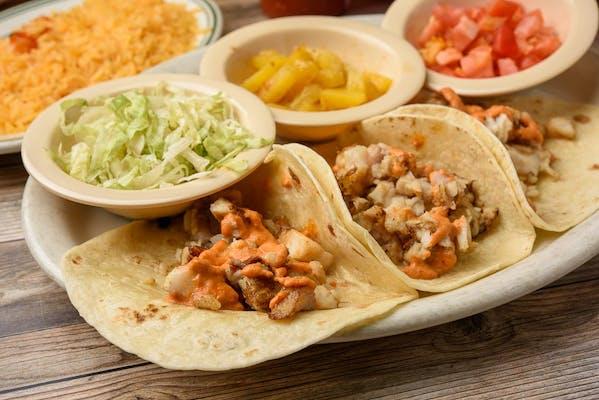 19A. Fish or Shrimp Tacos
