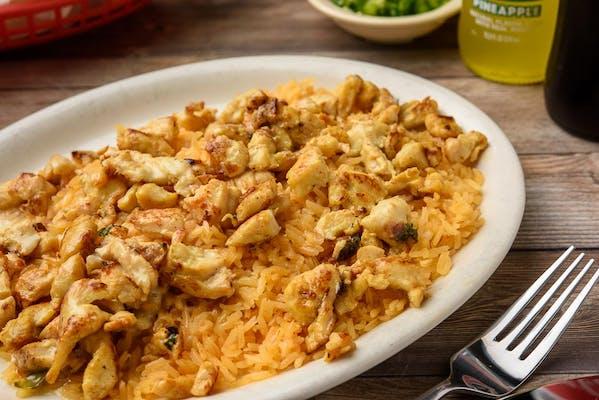21. Chicken & Rice