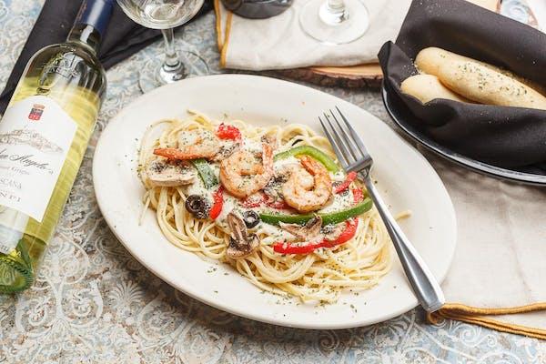 Shrimp Napoli