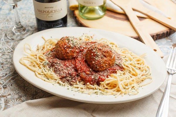 Spaghetti & Meatball