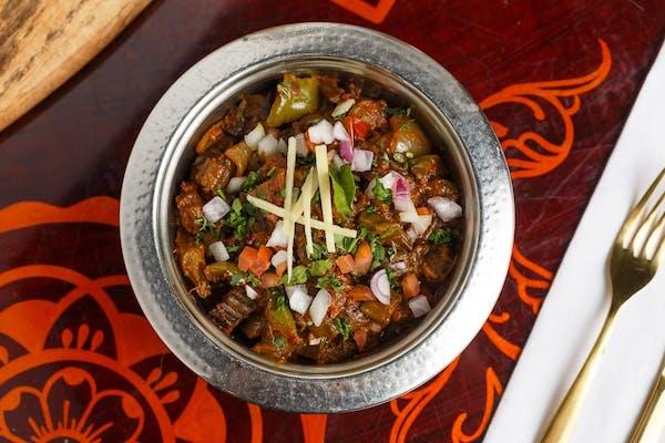 2. Bhindi Do Pyaza