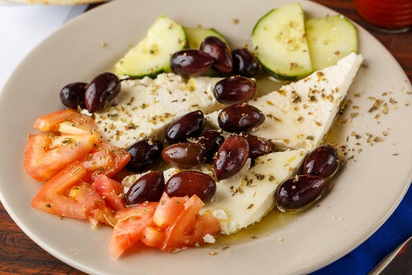 Feta Cheese & Olives