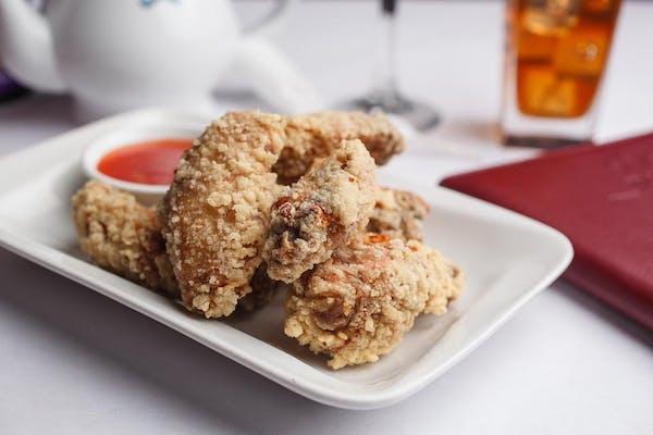 Crunchy Vietnamese Wings