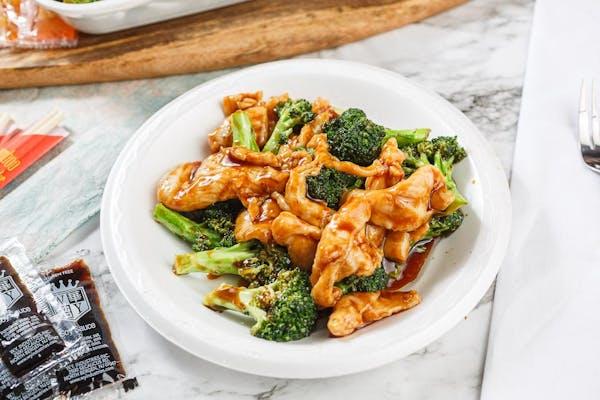 76. Chicken & Broccoli