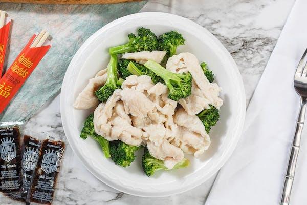 H2. Steamed Chicken & Broccoli