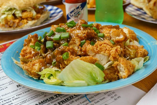 Mandarin Chunky Chicken