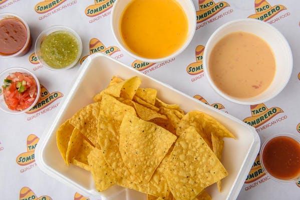 Chips & Nacho Cheese