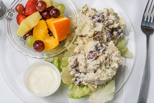 Original Chicken Salad with Fruit
