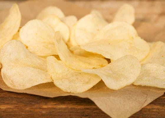 Side Spud Chips