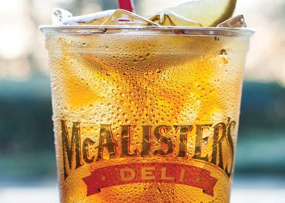 McAlister's Famous Tea