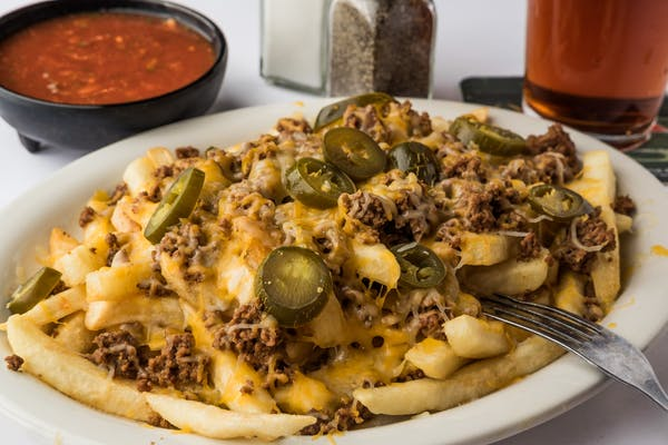 Hogs Cheese Fries