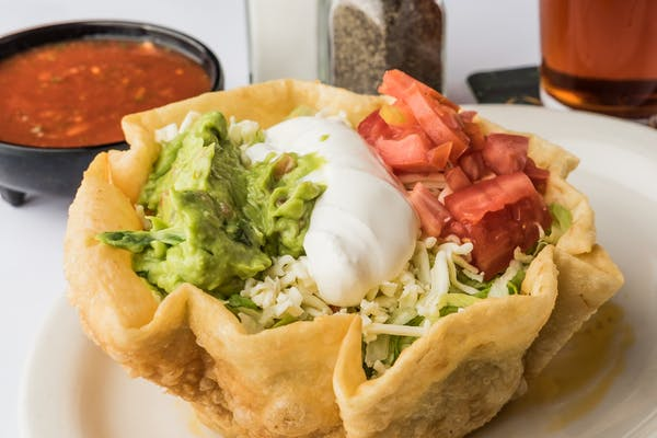 Taco Salad (Lunch)