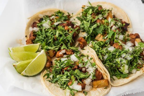 Tacos al Pastor (Lunch)