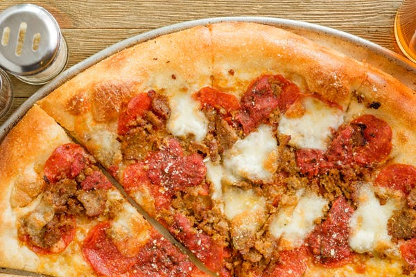 Hamilton Avenue Tomato Pie