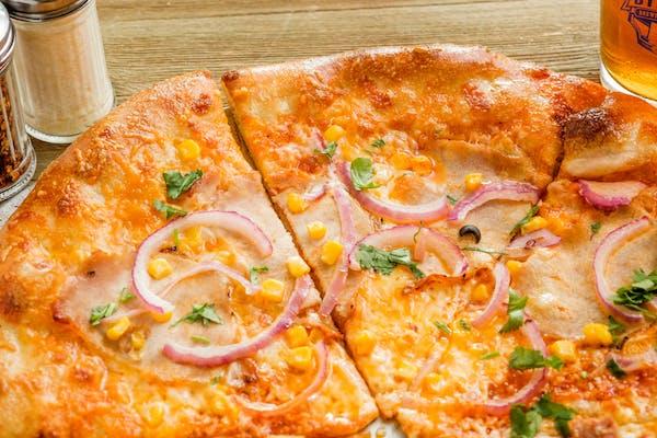 4 Train Pizza