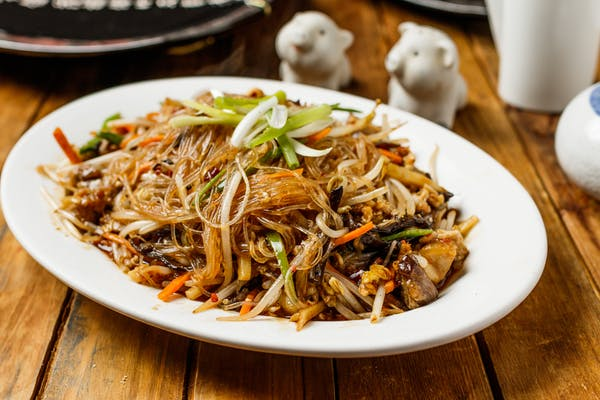 Thai Style Clear Noodles