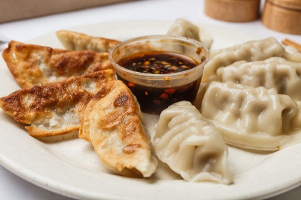 Steamed or Fried Dumplings