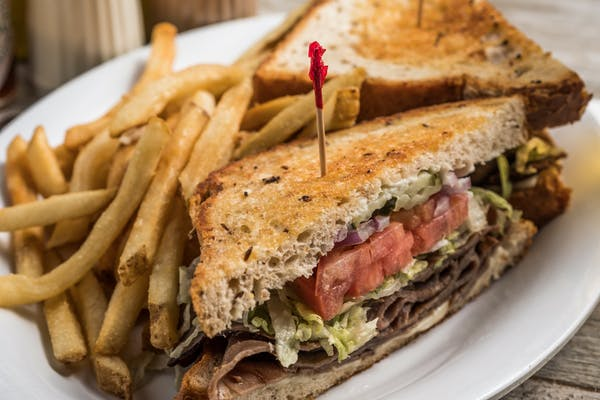 Prime Rib Watterson Sandwich