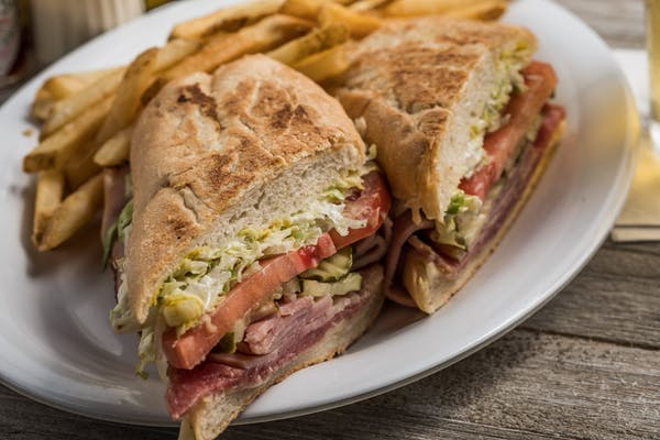 Hot & Pressed Cuban Sandwich