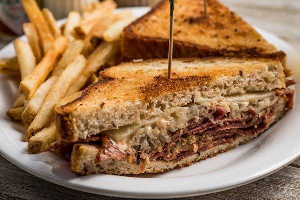 Original Reuben Sandwich