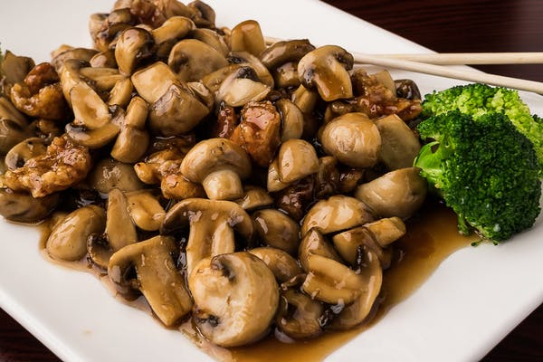 43. Chicken & Mushrooms