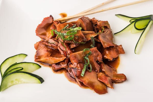45. Sliced Pork & Green Onions