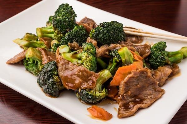 54. Beef & Broccoli