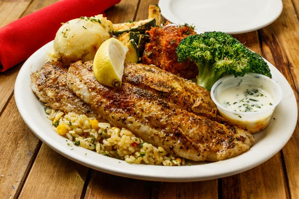 Lemon Pepper Catfish Fillet