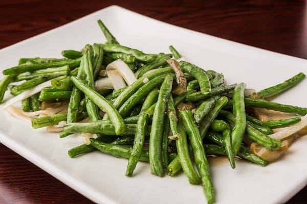 75. Sautéed String Beans