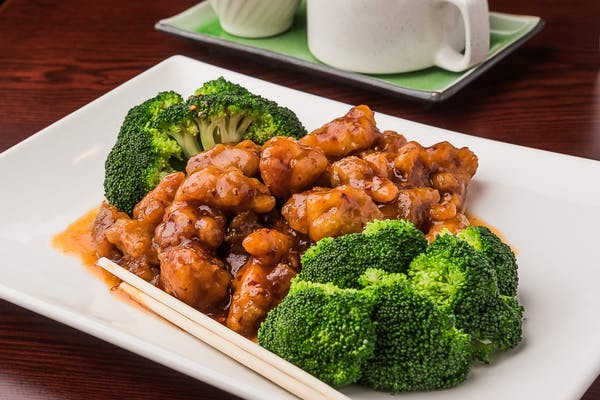 H3. Spicy General Tso's Chicken