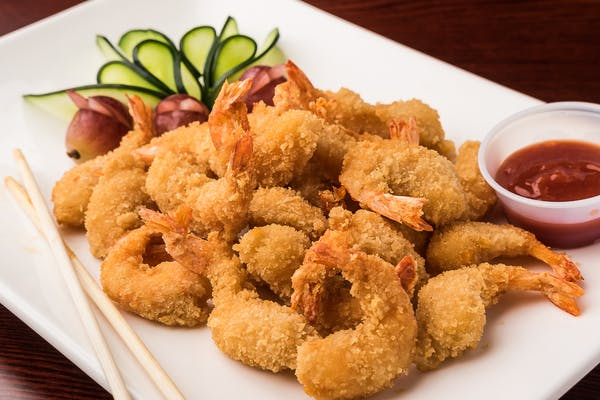 H17. Fried Shrimp