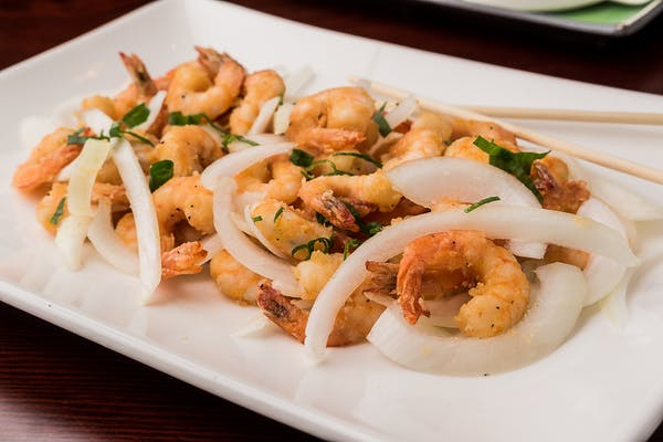 H18. Salt & Pepper Shrimp