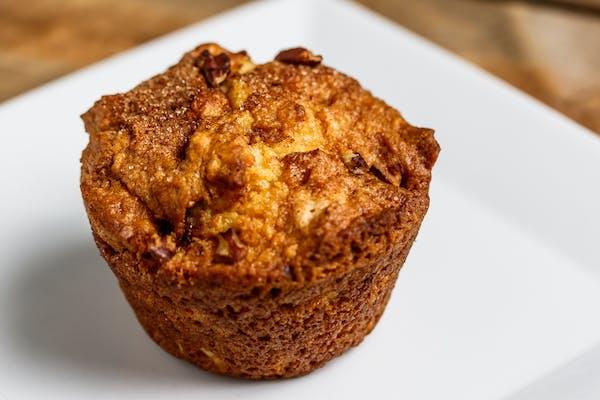 Trinity Coffee Cake Muffin