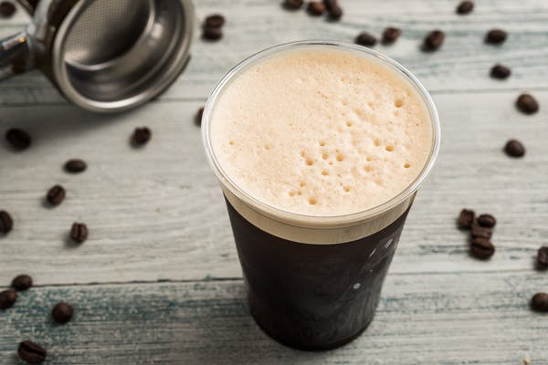 Cold-Brewed Nitro Coffee