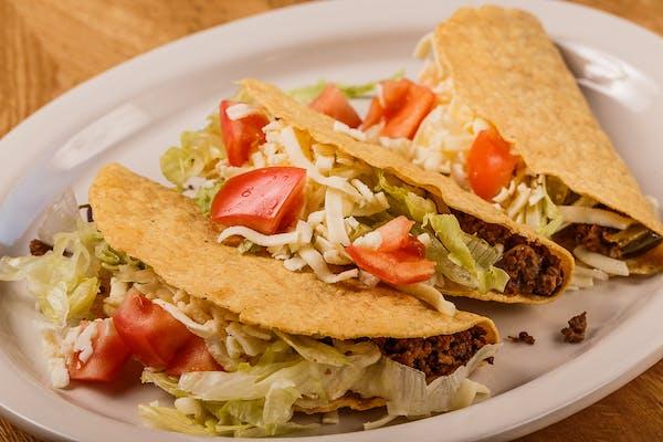 37. Beef Tacos