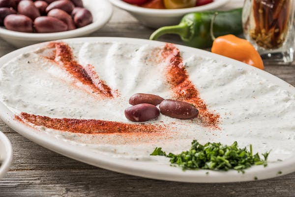 Grecian Sauce