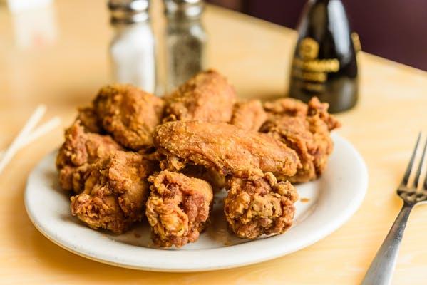 3. Fried Chicken Wings