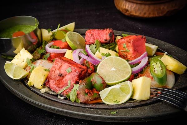 Paneer Tikka Kebab