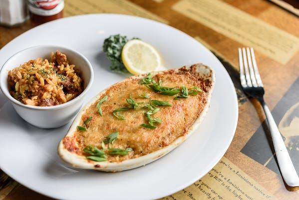 Cajun Seafood Medley