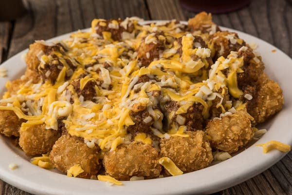 Cheese Tater Tots